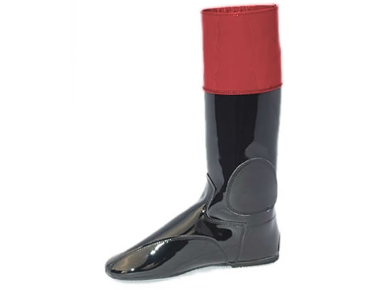 National Hunt Racing Boots Leather Webblite