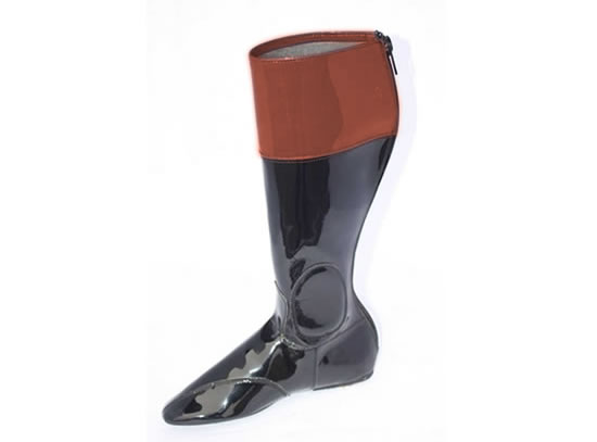 National Hunt Racing Boots Ultralight Synthetic Patent