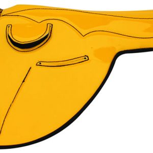 Webblite Pony Racing Saddle Clarino