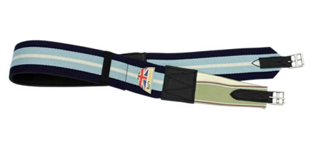 Webblite Horse Racing Heavyweight tight weave Girth for sale.