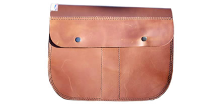 Webblite Horse Racing Professional Leather Weight Cloth made from finest British Leather for sale.