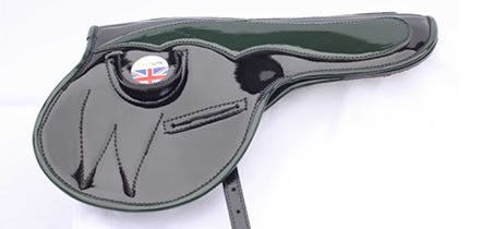 Bespoke, customizable professional horse racing saddles for Sale at Webblite