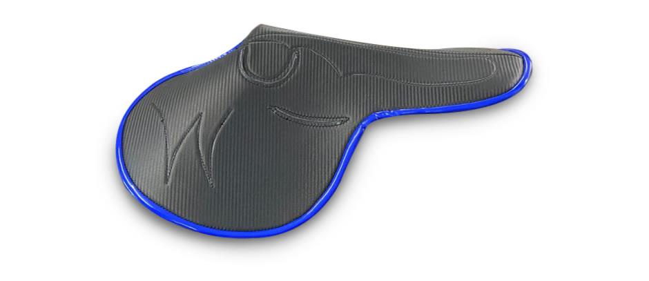 Webblit home page saddle image