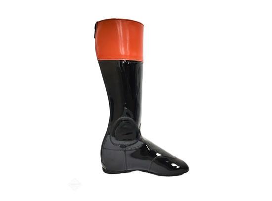 Webblite exercise boots Flat zip image